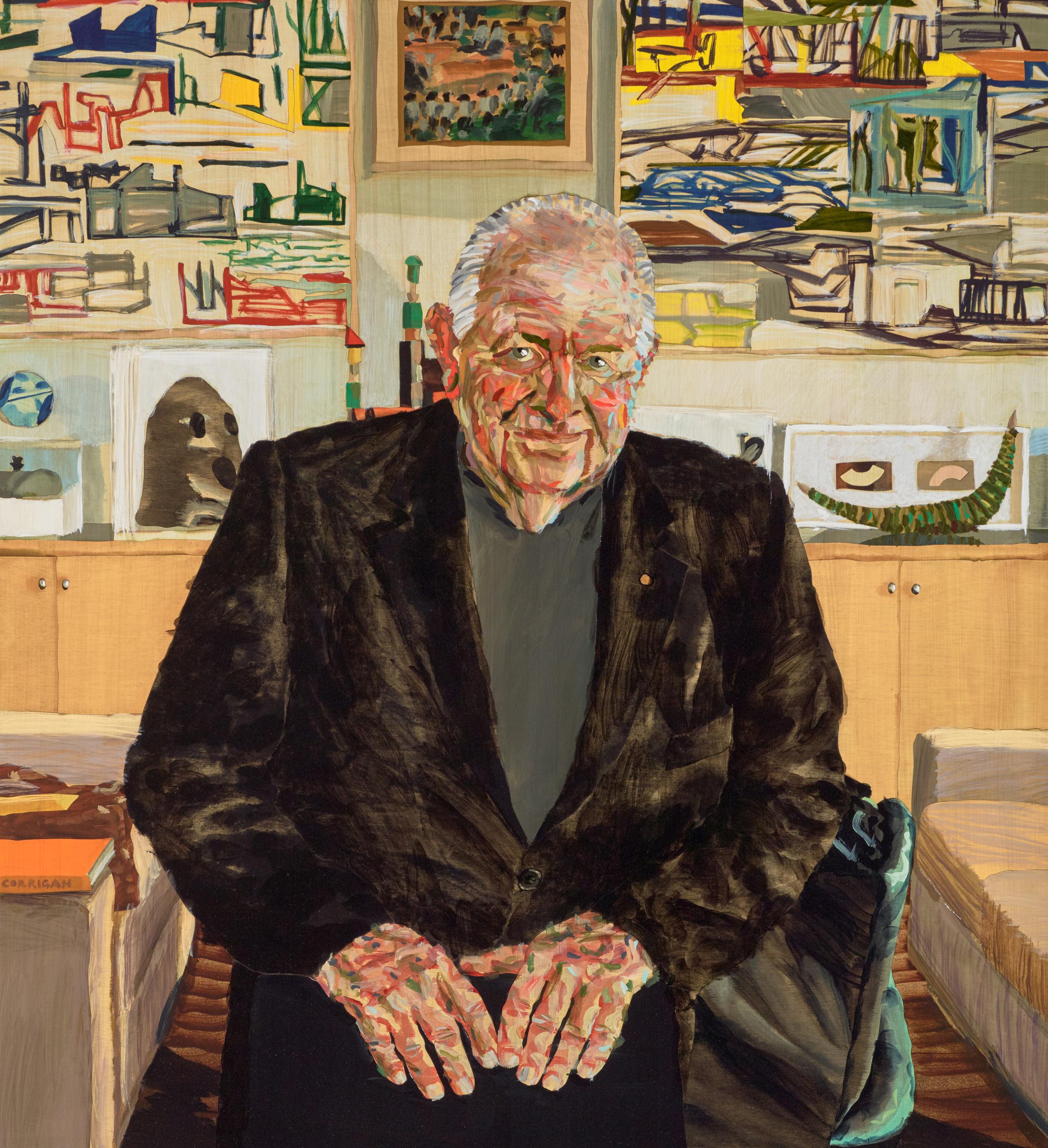 Alan Jones Pat Archibald Prize 2016 Art Gallery Nsw