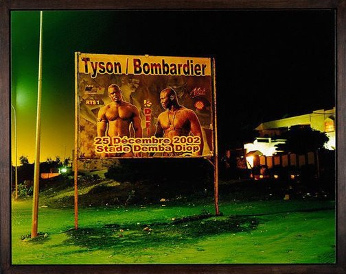 An image of Tyson/Bombardier by Rut Blees Luxemburg