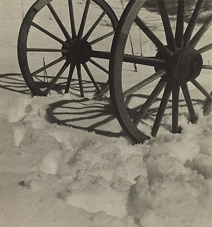 An image of Idle wheels by Henri Mallard