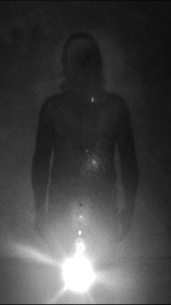 An image of Bodies of light by Bill Viola