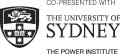 Co-presented with University of Sydney, The Power Institute