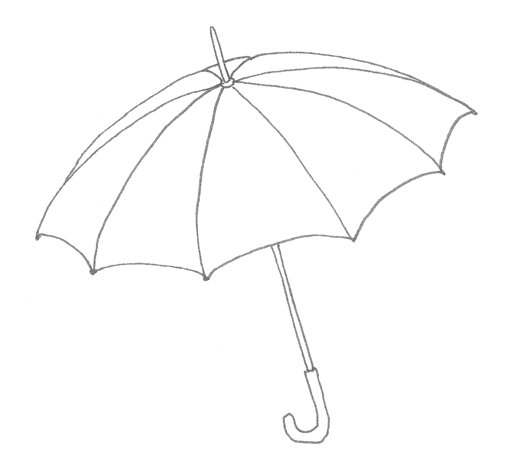 Line Drawing Umbrella : Dog gymkhana sydney moderns children s trails